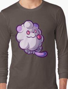 Pastel Swirlix Long Sleeve T-Shirt