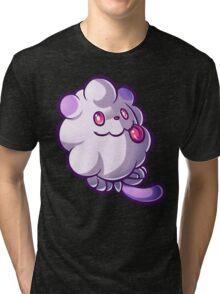 Pastel Swirlix Tri-blend T-Shirt