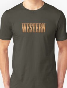 Western Music Unisex T-Shirt