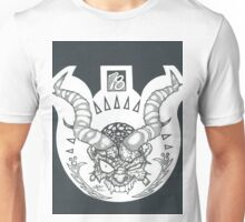 Natural Born BadAss Unisex T-Shirt
