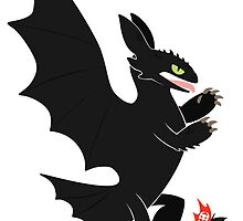 Toothless Heraldry by sketchmatters