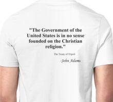 John Adams Unisex T-Shirt