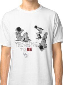 manga punch Classic T-Shirt