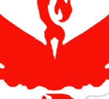 Team Valor Pokemon GO Sticker