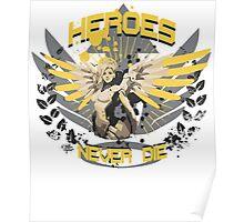 Mercy - Shirt overwatch Poster