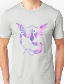 team mystic galaxy logo Unisex T-Shirt
