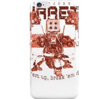 Turret T-shirt iPhone Case/Skin