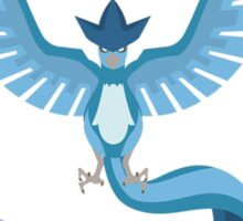 Team Mystic Pokemon GO Sticker