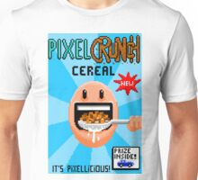 Pixel Crunch Cereal Unisex T-Shirt