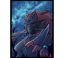 Zoroark Photographic Print