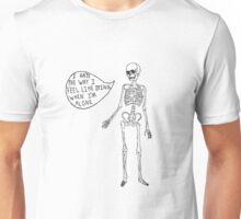 Joyce Manor Skeleton Design Unisex T-Shirt