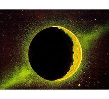 Shining Moon Photographic Print