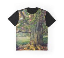 Tree of Wisdom Graphic T-Shirt