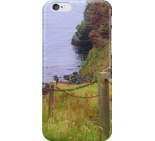 The Steps to the Cove, Mull Head iPhone Case/Skin