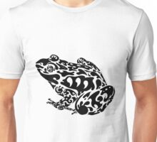Tribal Frog Unisex T-Shirt