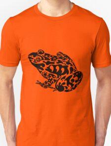 Tribal Frog Unisex T-Shirt