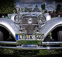 1937 Mercedes Benz 540K by thomr