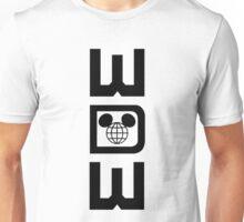 WDWTallBlack Unisex T-Shirt