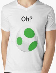 Pokemon Egg Mens V-Neck T-Shirt