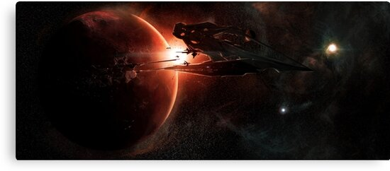 EVE Online Tribute by togail