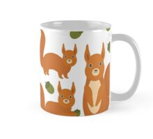 Red Squirrels Mug