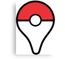 pokemon go plus cute  Canvas Print