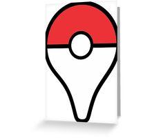 pokemon go plus cute  Greeting Card