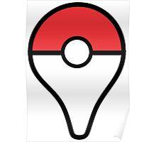 pokemon go plus cute  Poster