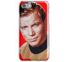 Captain Kirk iPhone Case/Skin