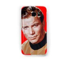 Captain Kirk Samsung Galaxy Case/Skin
