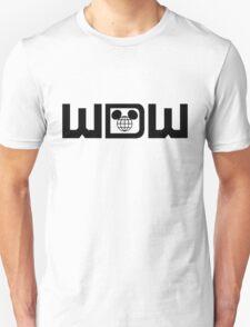 WDWWideBlack Unisex T-Shirt