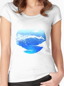 River Spirit Women's Fitted Scoop T-Shirt