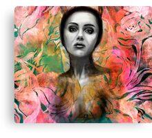 flower girl IIa Canvas Print