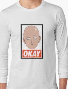 punch ok Long Sleeve T-Shirt