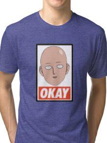 punch ok Tri-blend T-Shirt