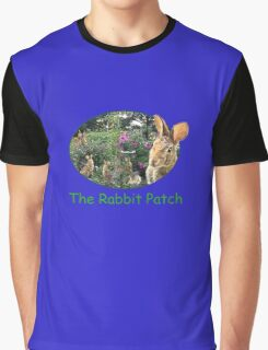 The Rabbit Patch Graphic T-Shirt