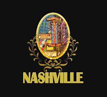 Vintage Nashville on Broadway  Unisex T-Shirt