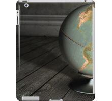 Globe of the Future iPad Case/Skin