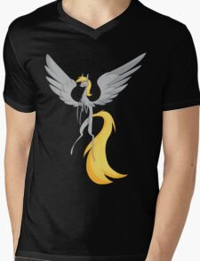Derpy Hooves Mens V-Neck T-Shirt