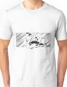 manga training illustration Unisex T-Shirt