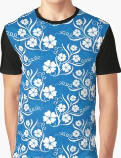Hawaiian Blues Graphic T-Shirt