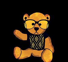 Geek Bear by jackfords