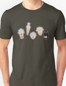 Sodium-based Grandmother Nicknames, and a DC Comics Reference T-Shirt