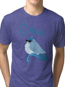 Team Mystic Chill Tri-blend T-Shirt