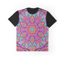Mandala Primal 24 Graphic T-Shirt