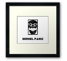Mr Robot - Kernel Panic Framed Print