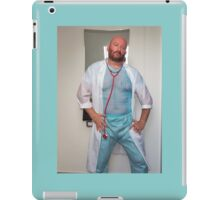 TROY- Doctor On Call iPad Case/Skin