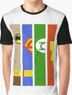DC Comic Legends Graphic T-Shirt