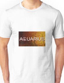 NBC Aquarius Logo Unisex T-Shirt