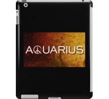 NBC Aquarius Logo iPad Case/Skin